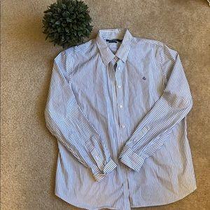 Ralph Lauren striped Oxford shirt